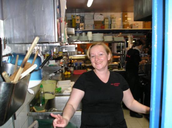 Silwya chef de cuisine